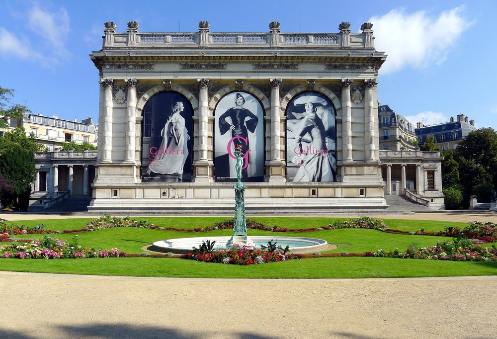 The Palais Galliera in the 16 arrondissement on Paris - Photo courtesy of Wikimedia