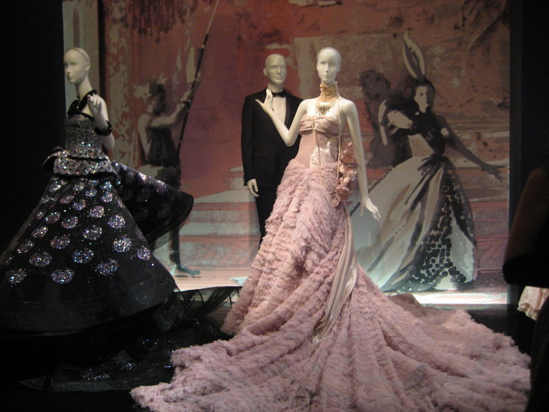 Christian Dior Haute Couture Gowns designed by John Galliano, 2011