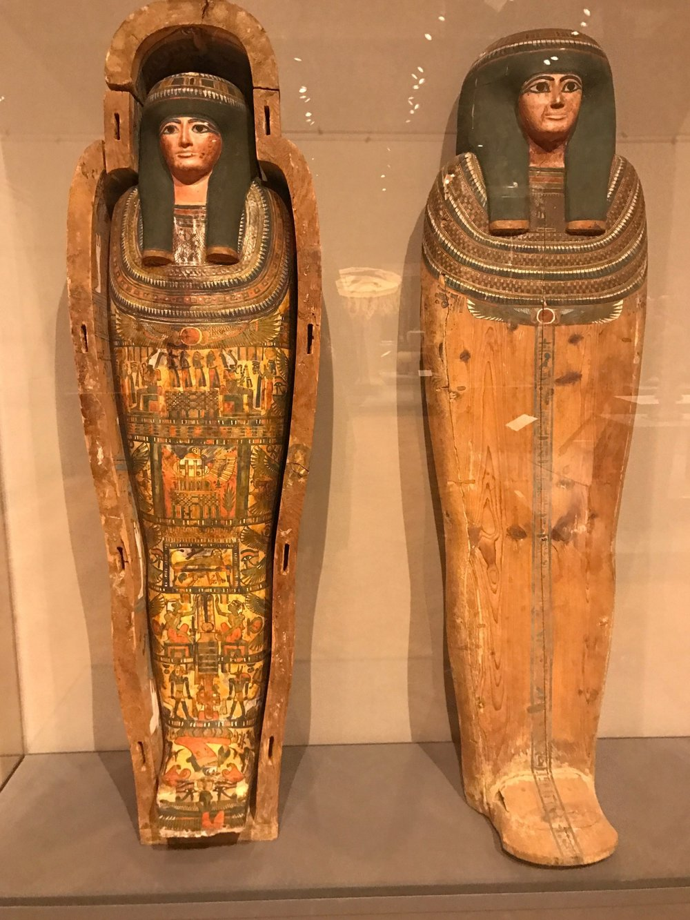 Sarcophagus - Minneapolis Institute of Arts