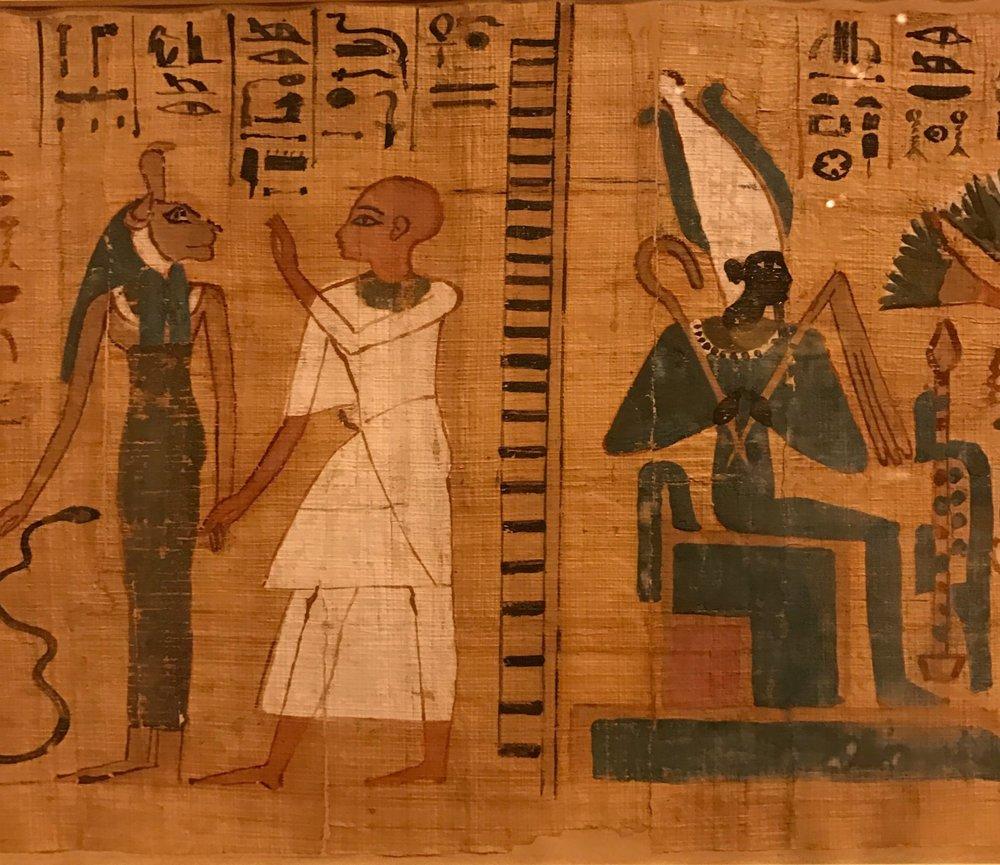 Funeral Papyri - Minneapolis Institute of Arts
