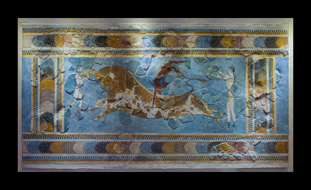 Perizoma from the Bull Leaping Fresco - Minoan