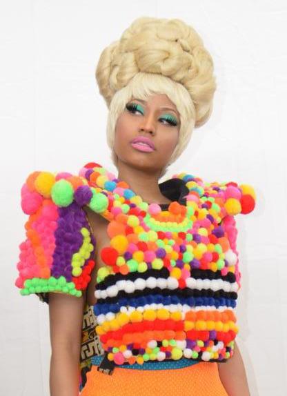 Nicki Minaj - Photo courtesy of Wikimedia Commons
