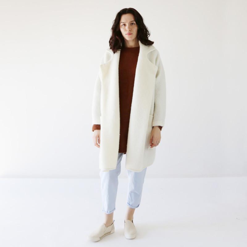 Hackwith Design House Sweater Jacket