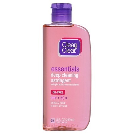 Clean and Clear Deep Cleaning Astringent
