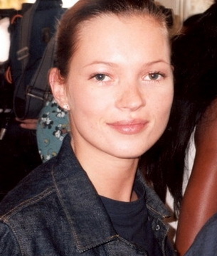 Kate Moss in 2005 - photo courtesy of wikimedia