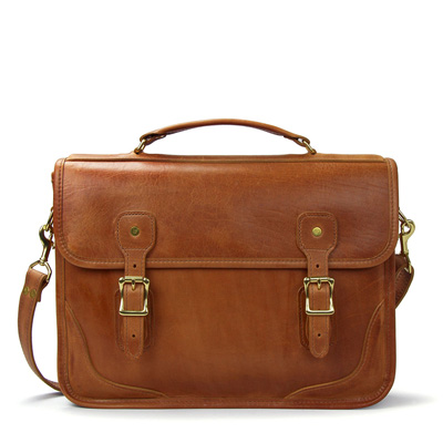 J. W. Hulme Co - Brief Bag. Available in three different colors and comes with complimentary monogram.