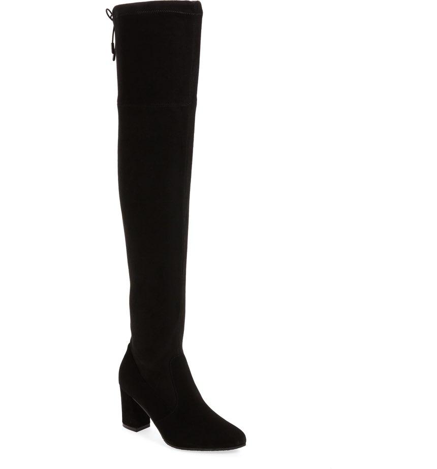 Blondo 'Taras' Over the Knee Waterproof Boot