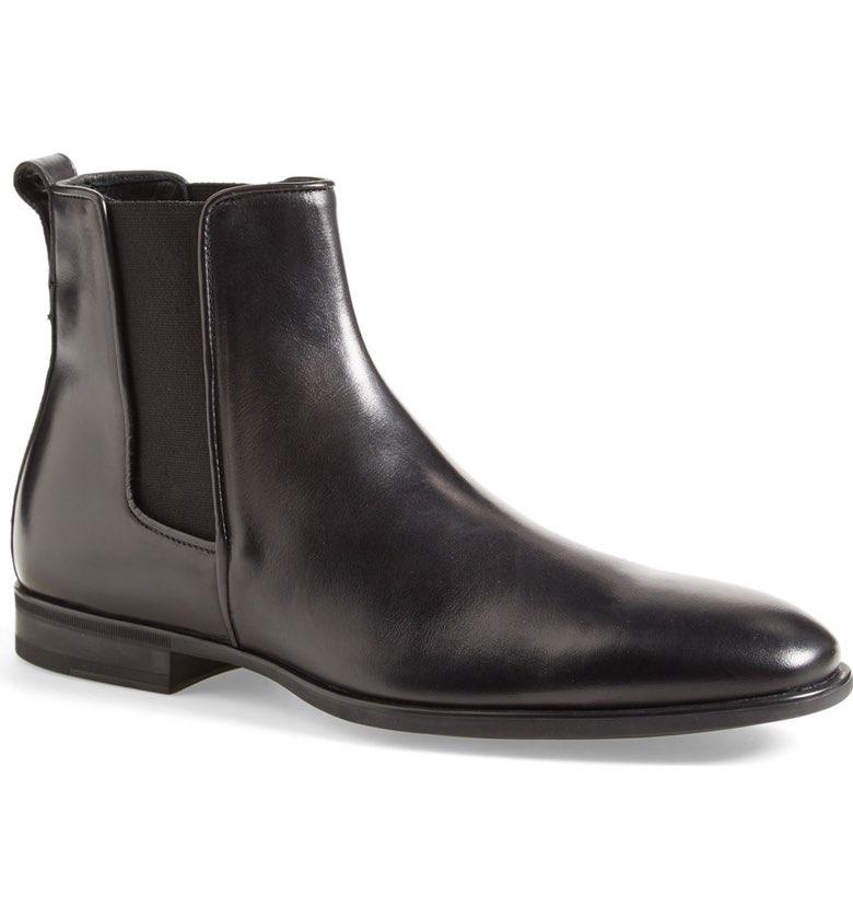 Aquitalia 'Adrian' Chelsea Weatherproof Boot