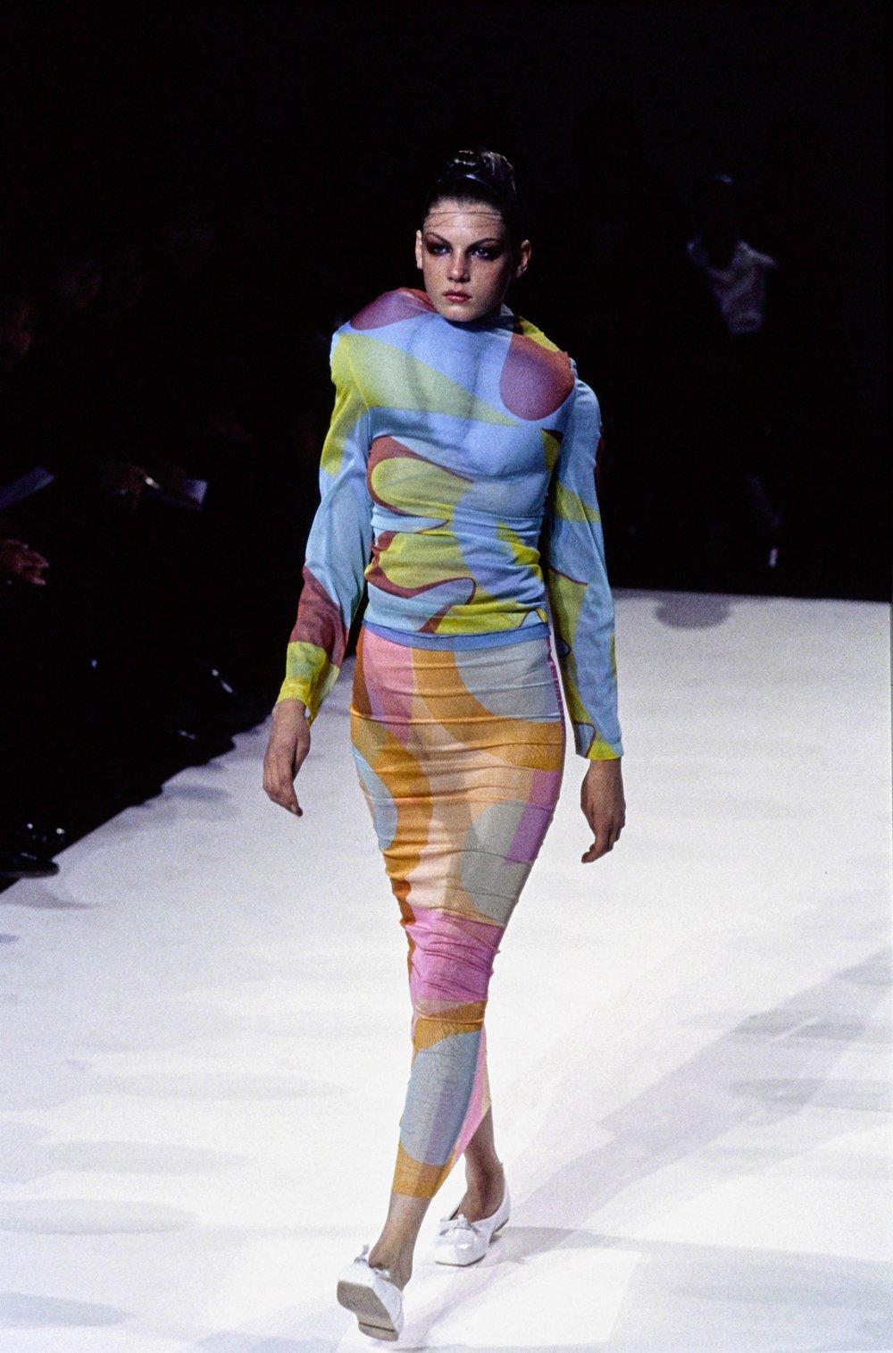 Kawakubo's Spring 1997 collection.