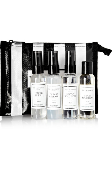 The Laundress Travel Fabric Care set
