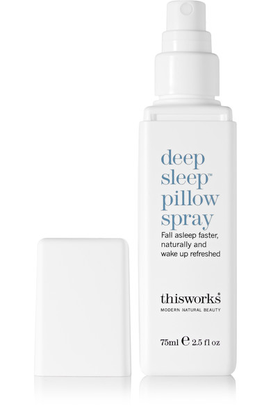 The Works Deep Sleep Pillow Spray