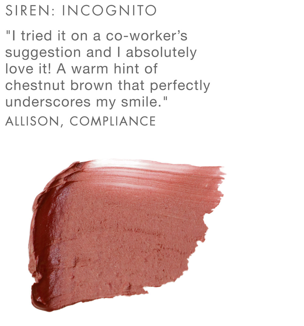 Vapour Incognitio Siren Lipstick
