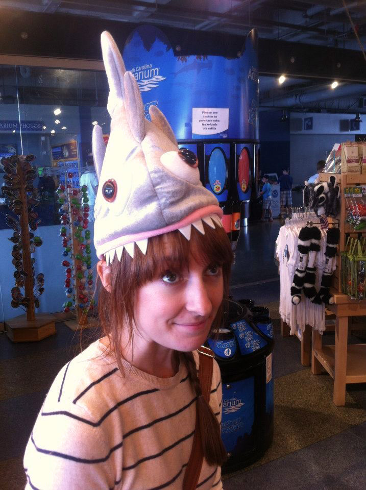 This hat offers very little protection against UV rays and, aparantly, sharks.