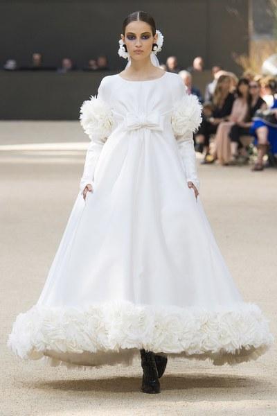 The Chanel Bride