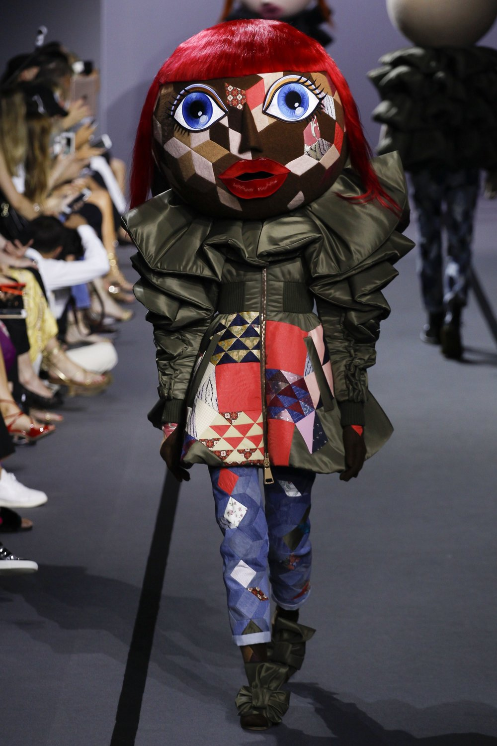 Viktor and Rolf look 15
