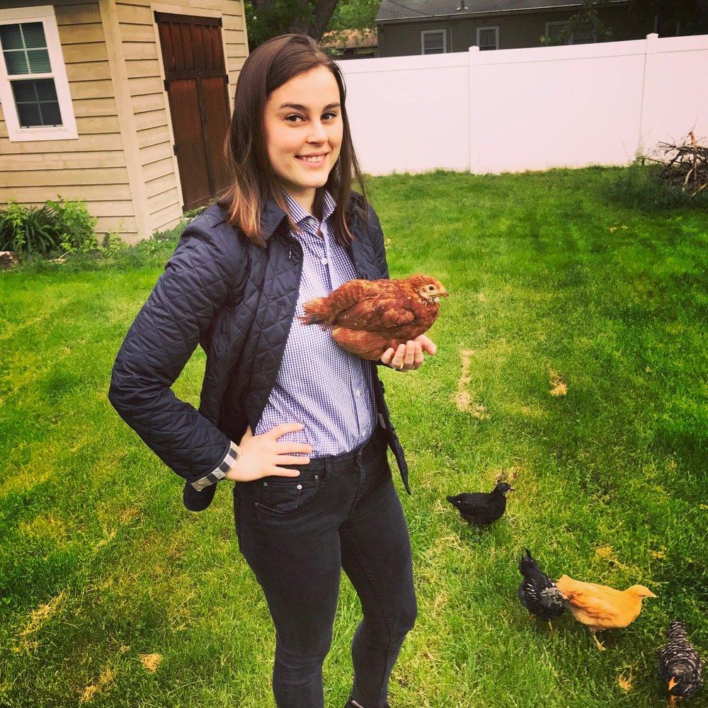 Chicken + SO shirt