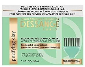 Dessange Pre Shampoo Mask