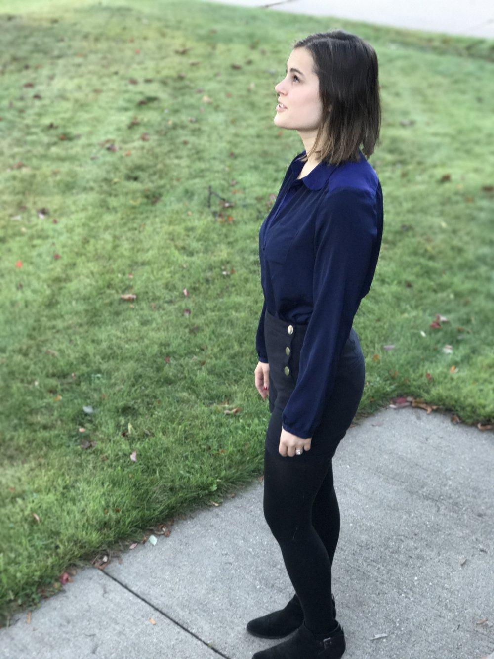 Fall shorts