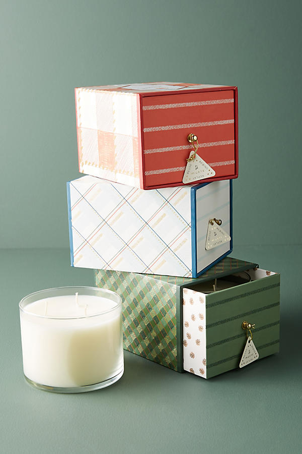 Anthropologie - Music Box Candle