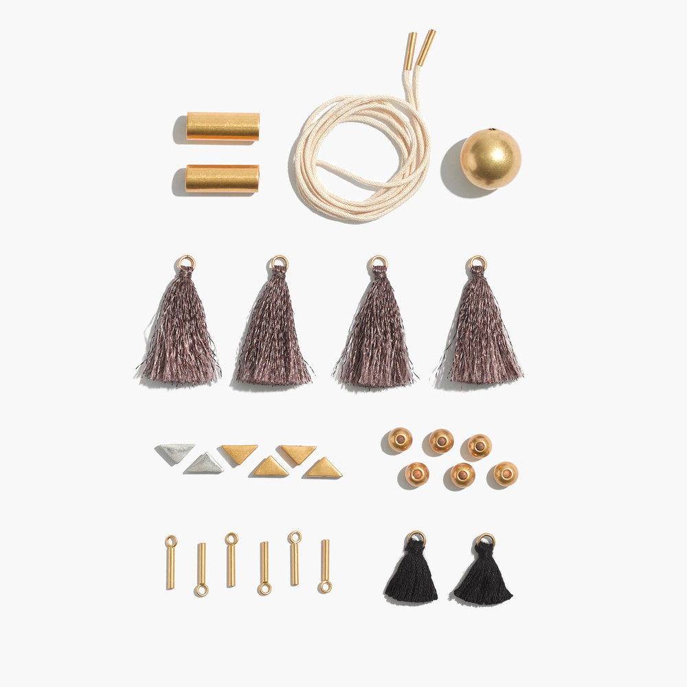 Madewell - Do-It-Yourself Necklace Kit