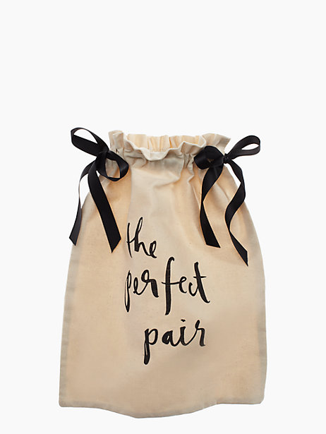 Kate Spade - The Perfect Pair Shoe Bag