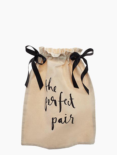 Kate Spade - The Perfect Pair Shoe Bag