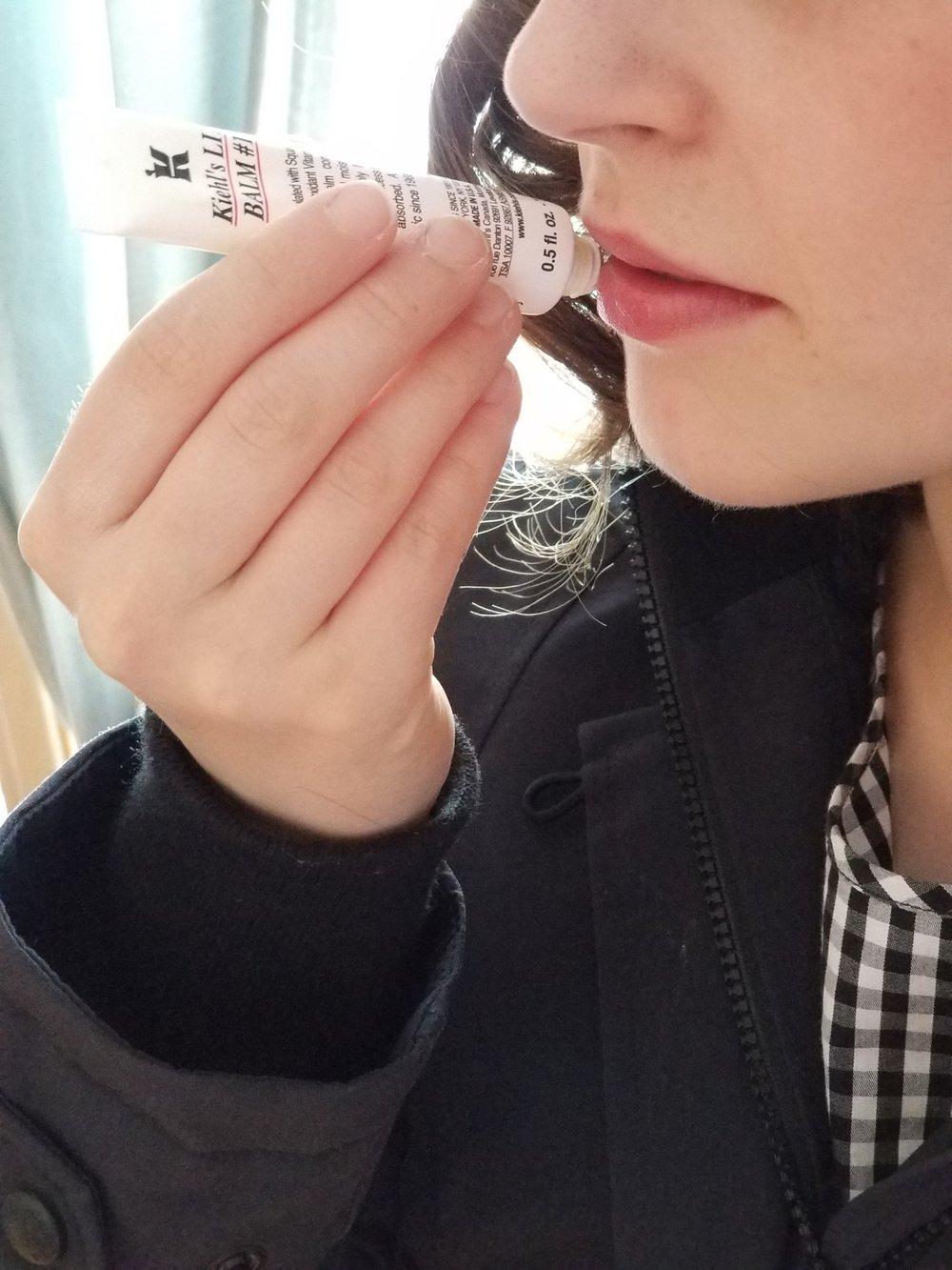 Keihl's Lip Balm #1