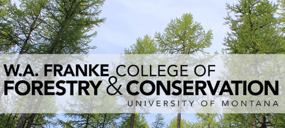 University of Montana, College of Forestry and Conservation