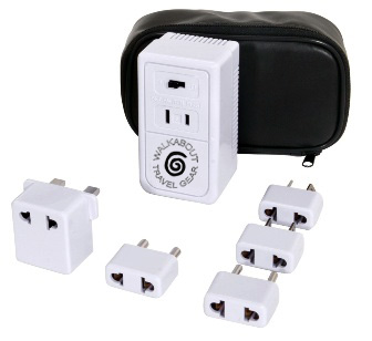 Walkabout Solution Converter and International Surge Strip $44.95