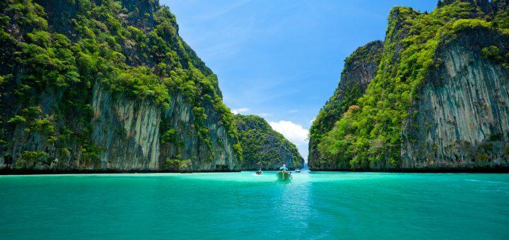Andaman Sea - Thailand