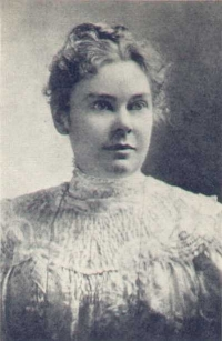 Lizzie Borden, my OG female killer