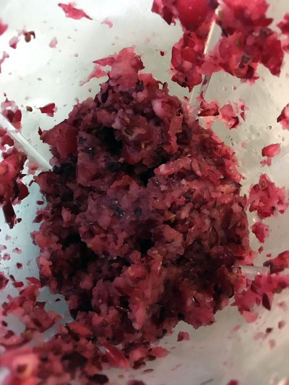 Cranberry Sugar Body Scrub