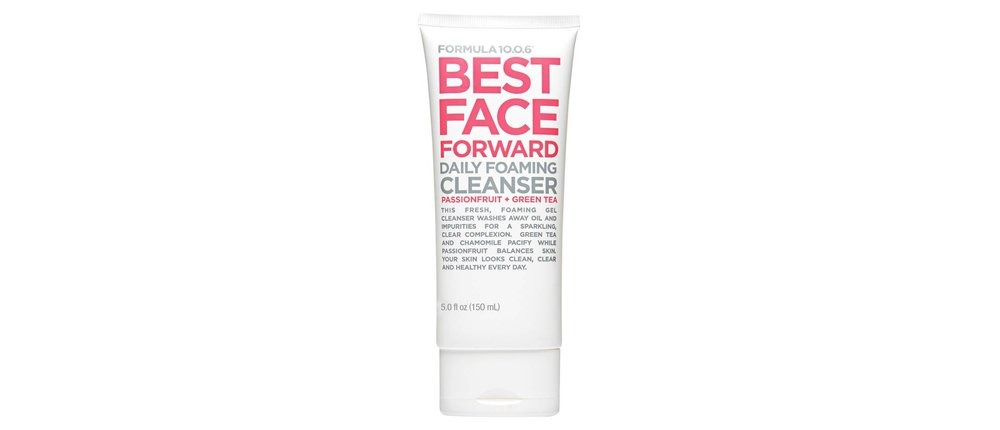 Formula 10 Best Face Forward Daily Cleanser