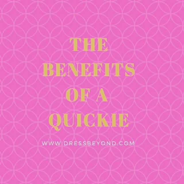 So, do y'all do quickies or nah? Find out on the blog why quickies are oh so important and can really help spice your sex Life up🌸 Link in bio!