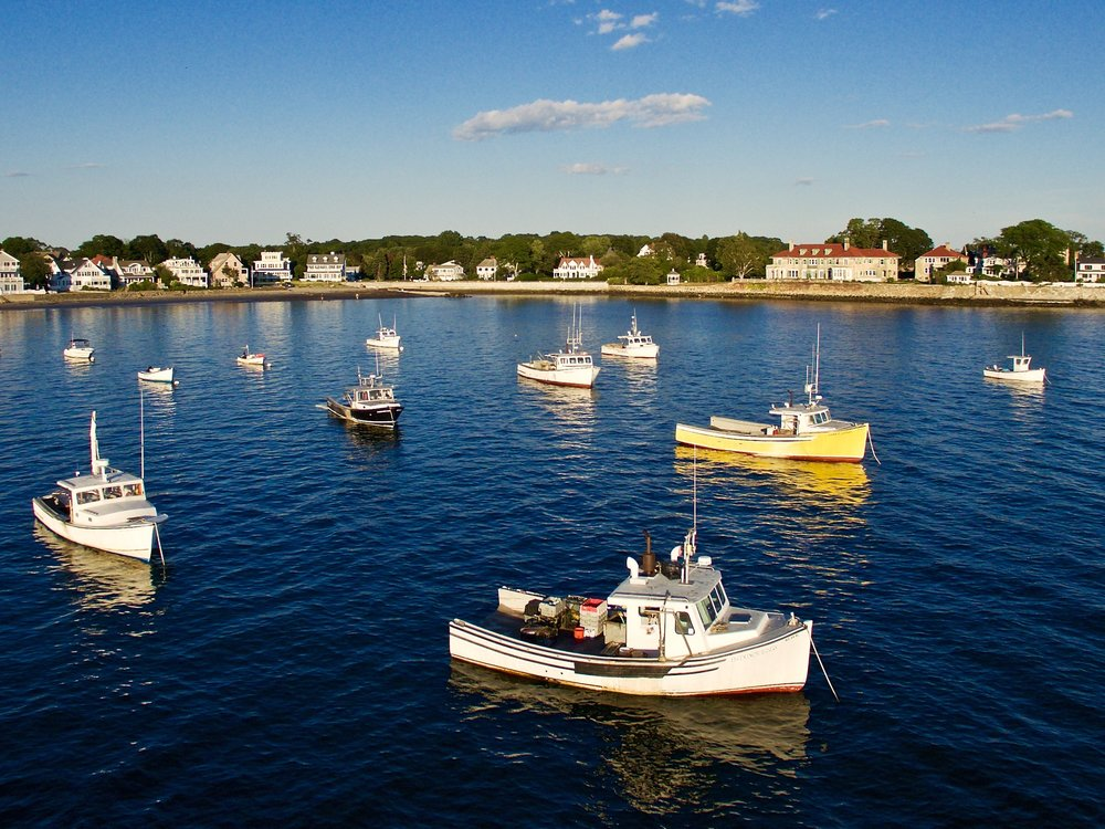 Swampscott Lobster Boats