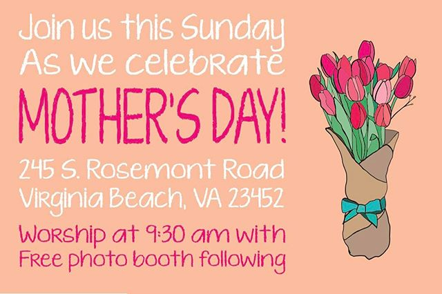 Mother's Day at Awaken will be awesome! Come celebrate mom as we talk about empowering women!
