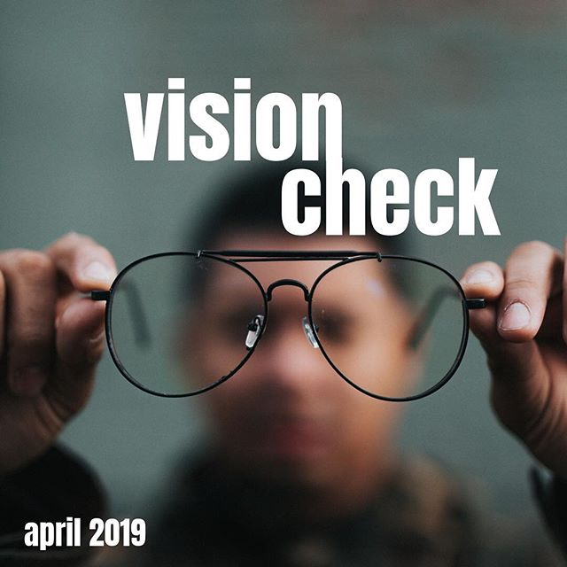 [Vision Check]  Starting this week is our annual series as we look back at what God has done, and what He is going to in our church. Join us for the next two weeks as we unveil some exciting new stuff coming up! #awakenvb #visioncheck #missional #multiplying #sharedownership