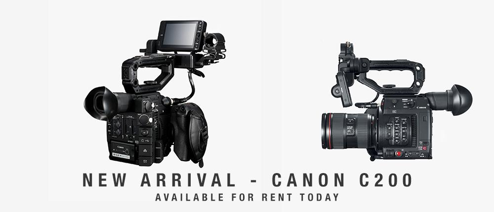 Oklahoma Camera Rental