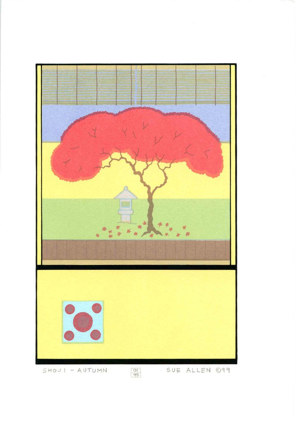 SHOJI- AUTUMN