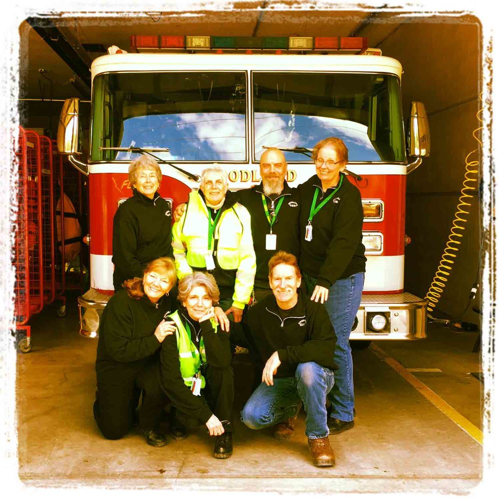 CERT- training in Hoodland