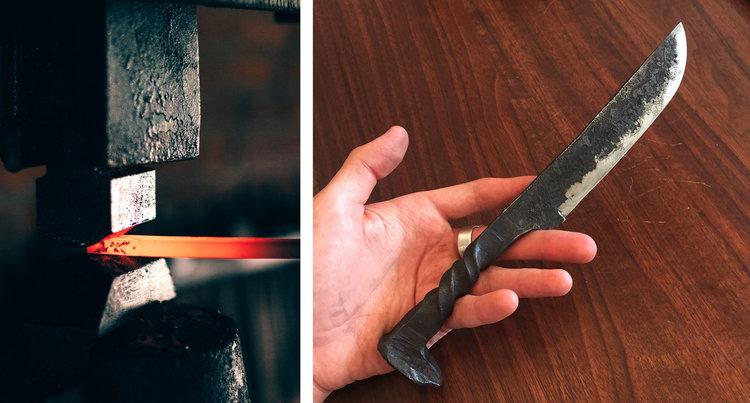 Knife Making Basics
