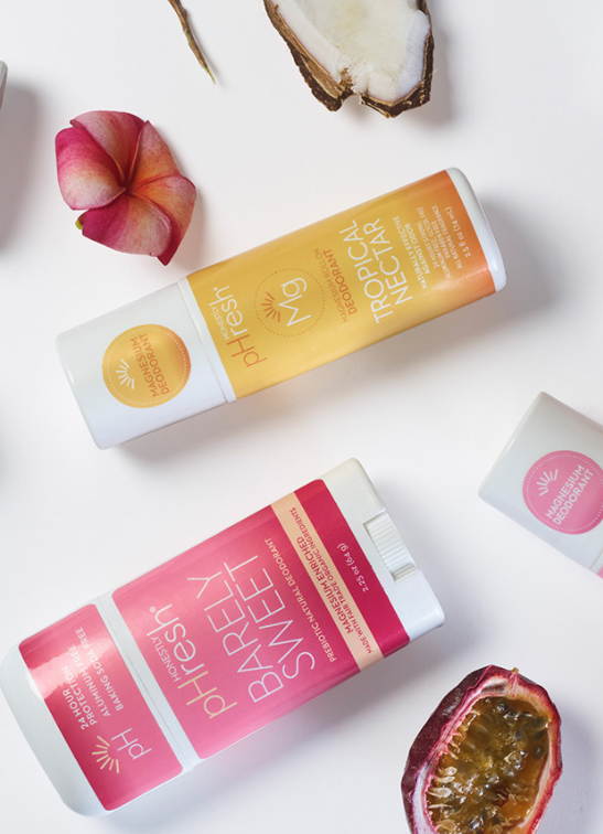 A pHresh Approach: Why Honestly pHresh Stands Out From All Other Natural Deodorants