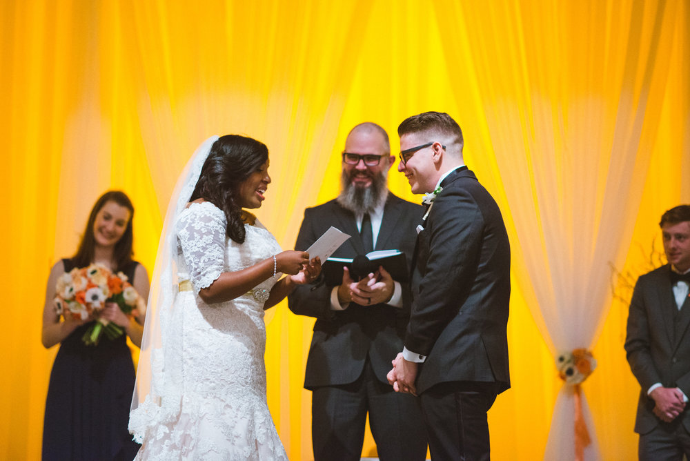 Touching Wedding Vows: Reflecting On Our Wedding Day