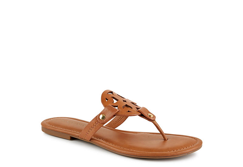 Tory Burch Miller sandal dupe for under $50