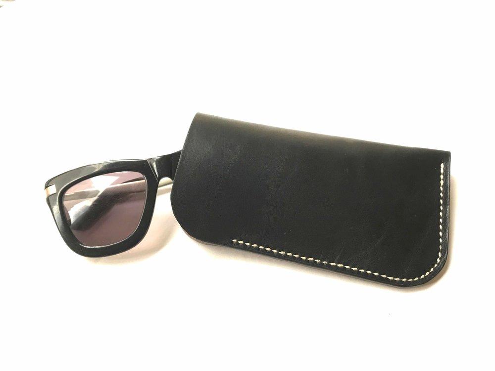 leather beast sunglasses case free tutorial
