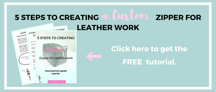 5 Steps to Creating a Custom Zipper for Leather Work Freebe icon.png