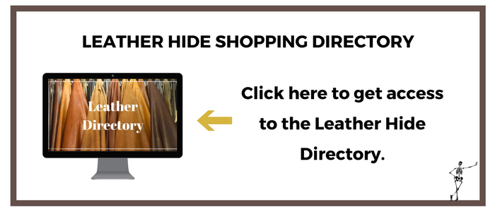 click here to get access to the Leather Hide shopping Directory