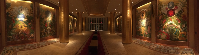 The Cathedral Room at The Faena Hotel