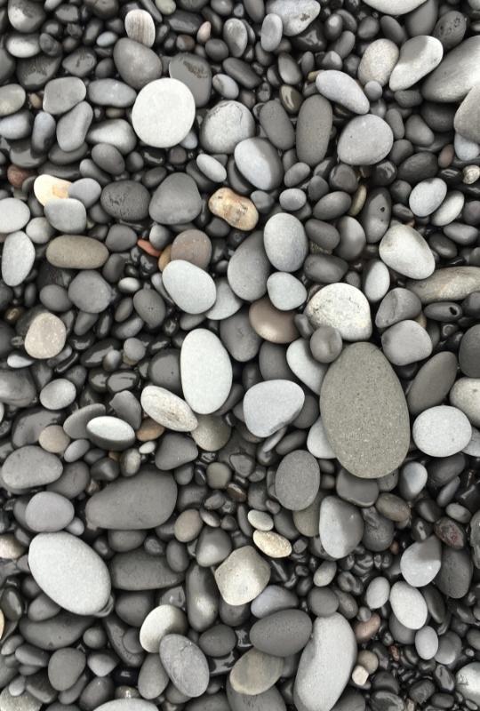 Iceland Black Beach