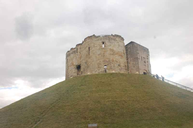 Clifford's Tower, York Castle